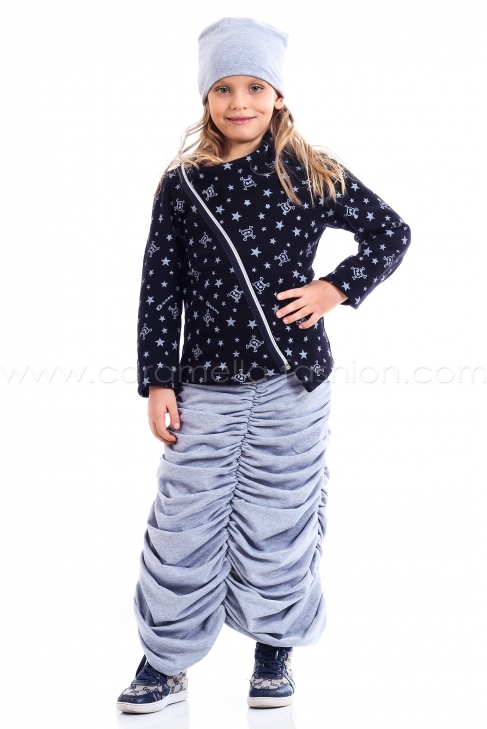 Set sweatshirt and skirt Shelly 100185