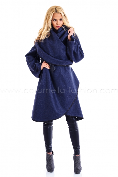 Coat Blue 010062