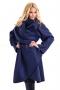 Coat Blue 010062 3
