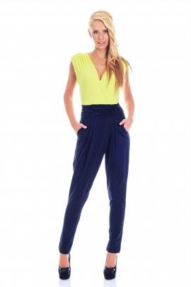 Jumpsuit Two-Colored