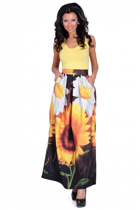Skirt Sunflower 004060