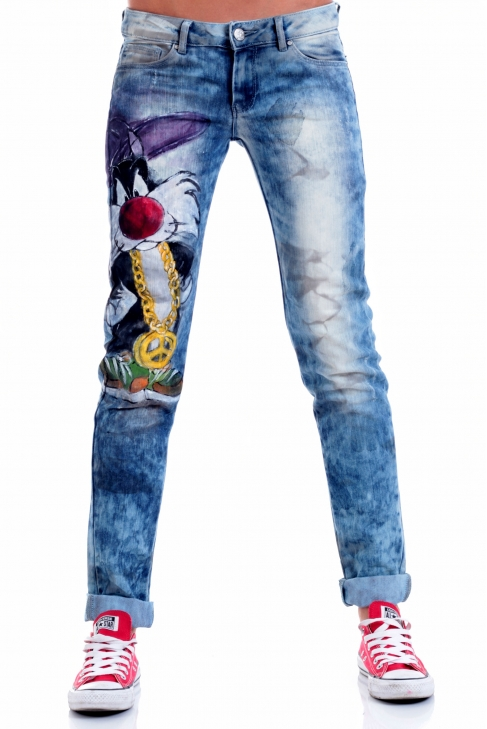 Jeans Silvester 005046