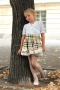 Skirt Burberry 100217 5