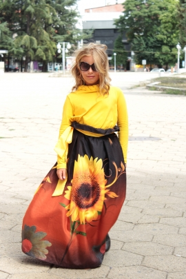 Skirt Sunflower