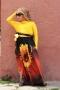 Skirt Sunflower 100216 2