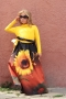 Skirt Sunflower 100216 3