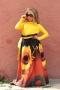 Skirt Sunflower 100216 4