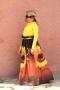 Skirt Sunflower 100216 6
