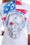 Jacket American skull 008015 1