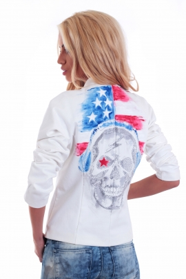 Сако American Skull