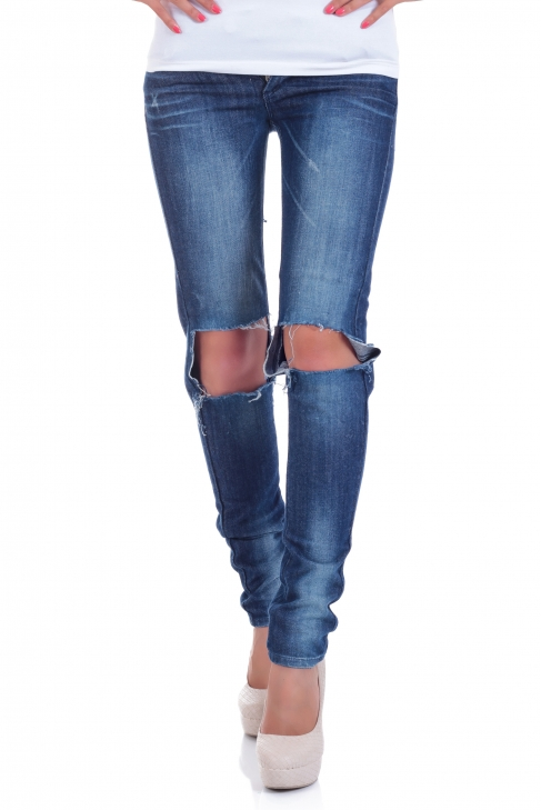 Jeans Blue Denim 005052