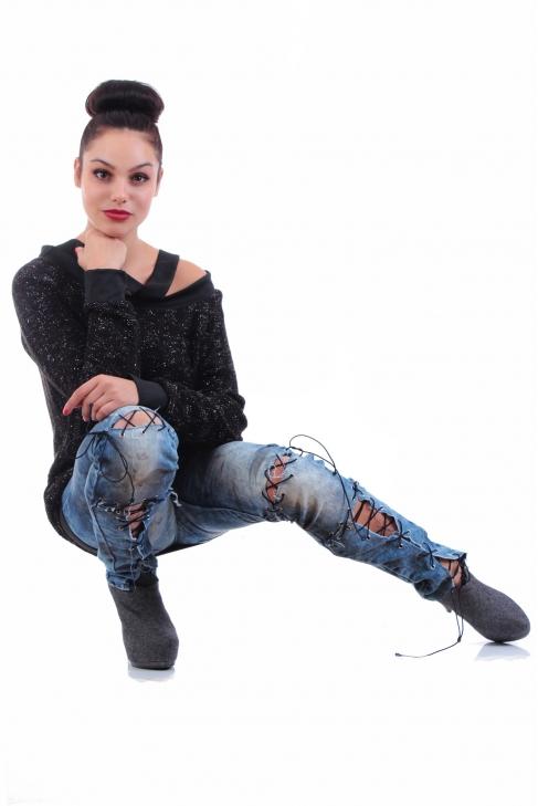 Jeans Blue nightmare 005055