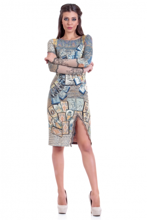 Dress Save The Queen 001328