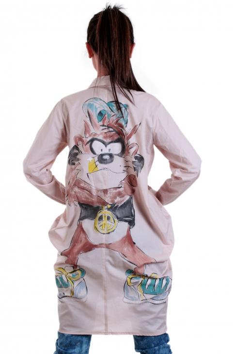 Риза Tasmanian Devil 002160