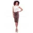 Skirt Snake print