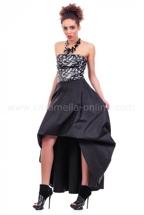 Dress Queen in Black 001414