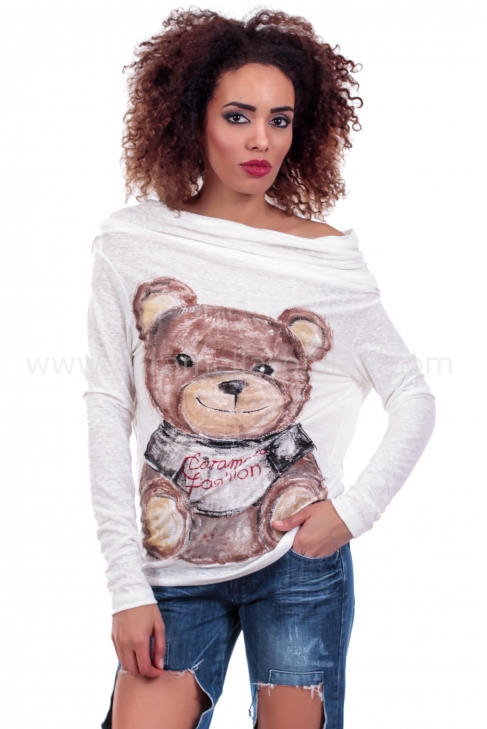 Top Sweet Bear 003027