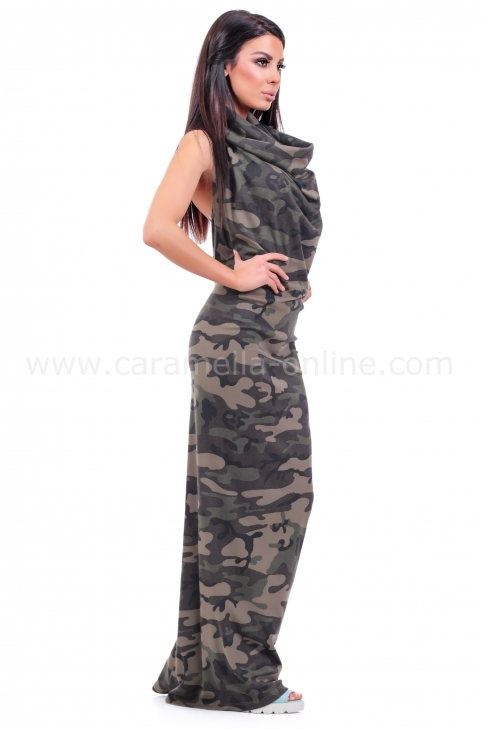 Dress Military style 001423