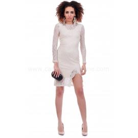 Dress Bright lace