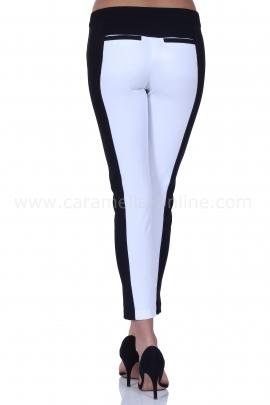 Панталон Basic White