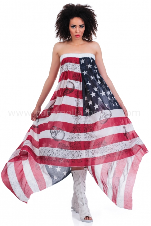 Dress AMERICA 001478