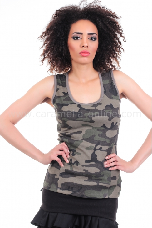Top Basic Military 003040