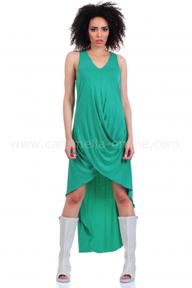 Dress-tunic Green Suzi