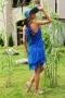 Dress Blue Daris 001498 2