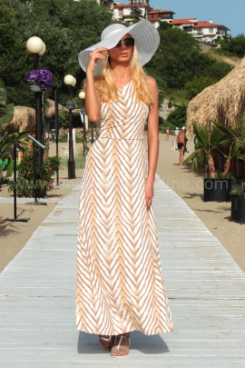 Dress Beige Missoni