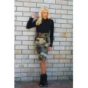 Skirt Gang Military