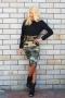 Skirt Gang Military 032002 5