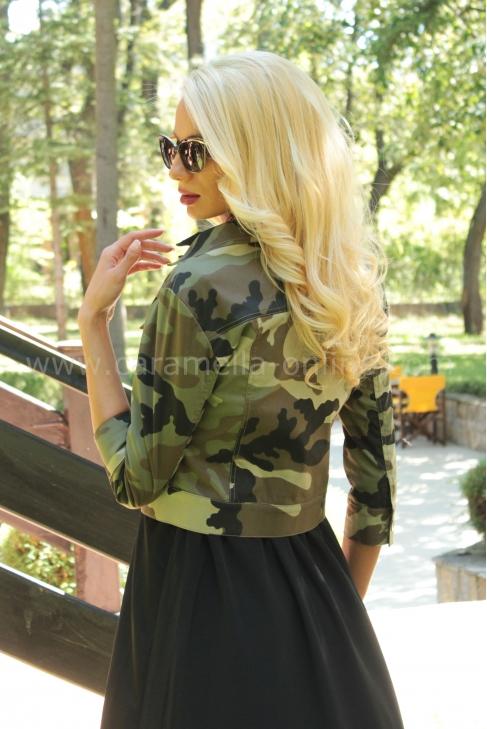 Jacket Military Style 062001