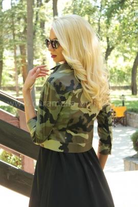 Jacket Military Style