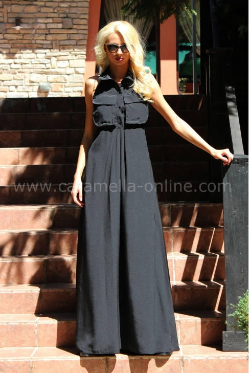 Dress Black Cat 012006