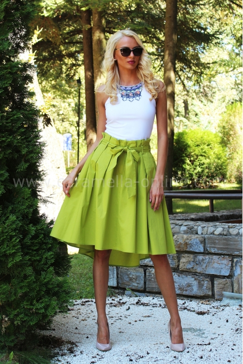 Skirt Green Apple 032001