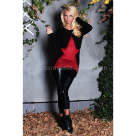Tunic Red Star