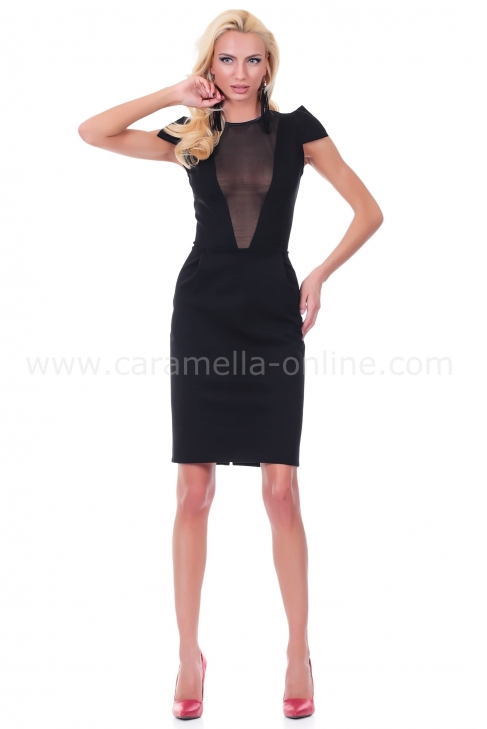 Рокля Vogue Black 012019