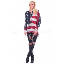 Shirts American Woman