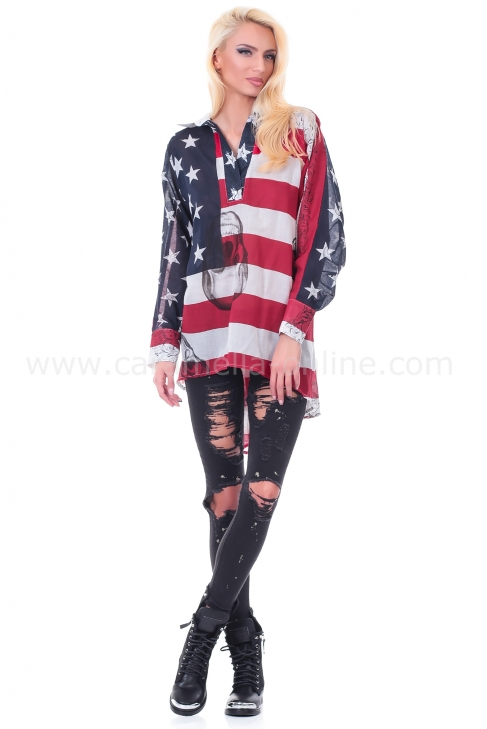 Shirts American Woman 022018