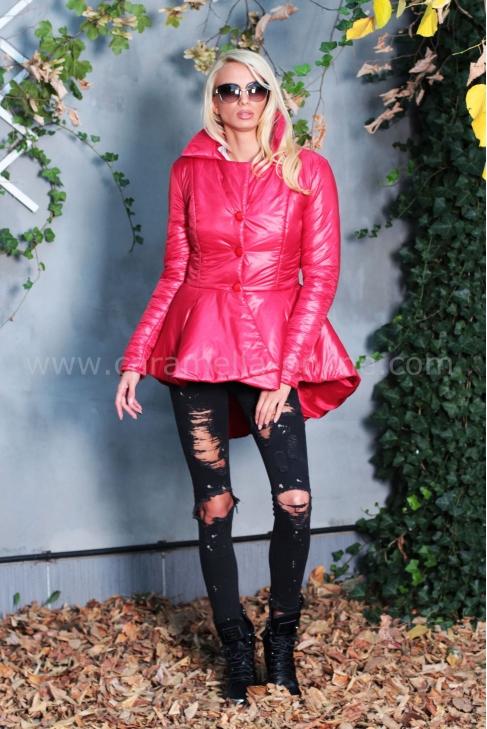 Jacket Pink Girl 062010