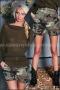 пакет блуза Sasha и панталон Darry Military 1