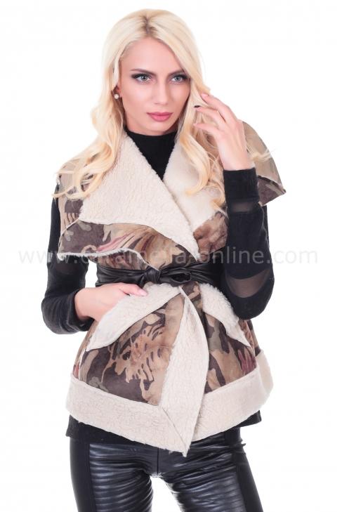 Vest Military Fluff 052002