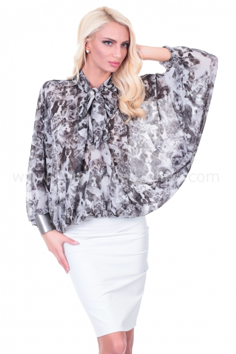 Blouse Cats 022022