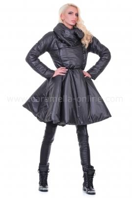 Jacket Black Bubbles