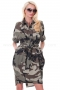 Рокля Military Molly 012038 4