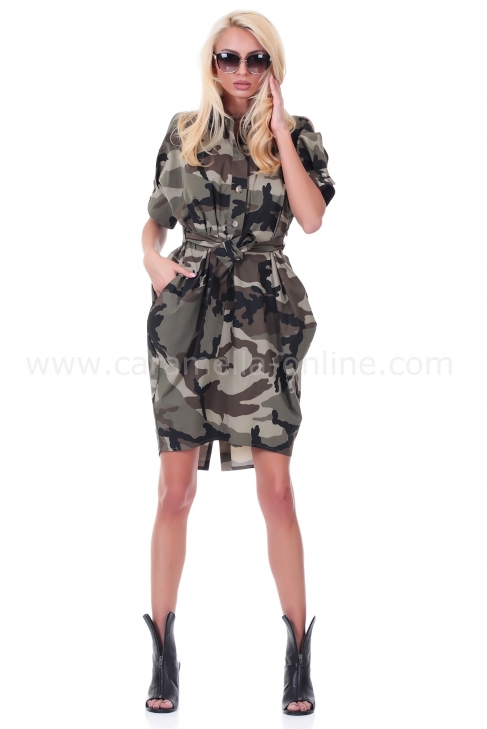 Dress Military Molly 012038