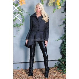 Jacket Hot Black