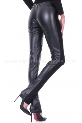Leggings Basic Leather