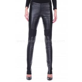 Leggings Basic Leather