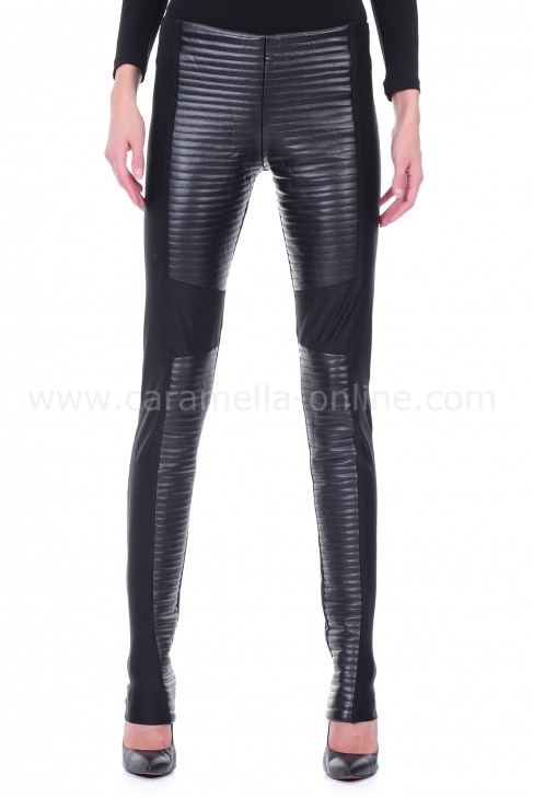 Leggings Basic Leather 032007